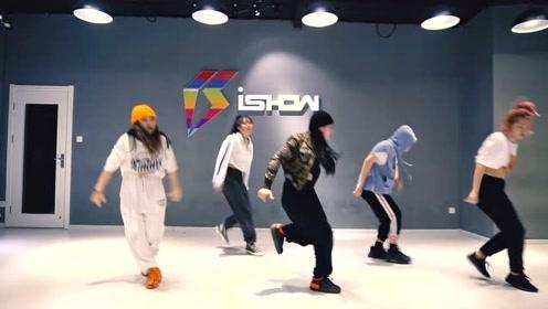 南京Ishow爵士舞 舞蹈《cravin》
