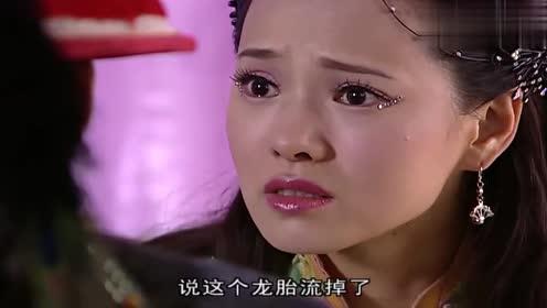 宠妃为隐瞒假怀孕的秘密,逼着太医欺骗皇上,谎称自己失去皇子!