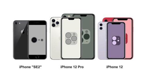 小屏SE终于等到了!2020年5款新iPhone配置全曝光
