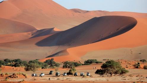 探秘国内首个人工建成的沙漠,形成于1958年,由4000个工人建成