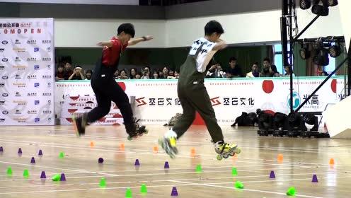 2019SSO上海国际公开赛  双人花桩决赛10th