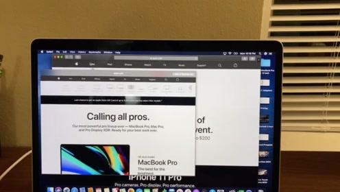 2019款MacBook pro出现自动关机故障,苹果已提出解决方案
