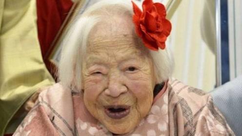 世界上最长寿的女人,跨越三个世纪,看完你别不相信!