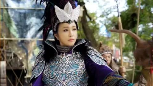 刘晓庆再演电视剧,不演少女仍被吐槽,孔雀羽毛头套太让人出戏