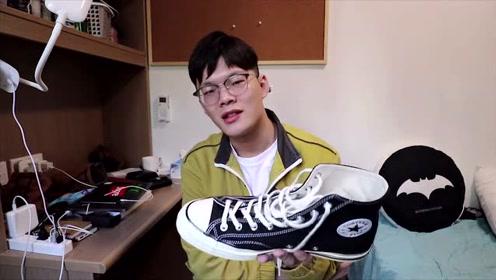 这双鞋太好穿了,性价比又特别高,适合学生党