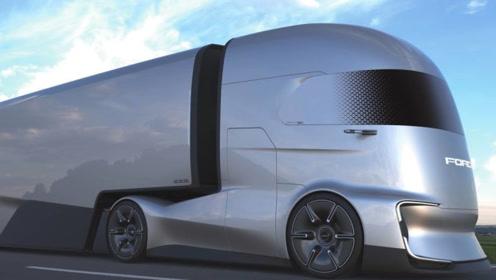 福特降价不成推新款,全新卡车比奥迪还酷,开上路让路虎压力大