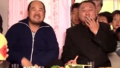 辽北第一狠人范德彪,被范伟的演技震撼,据说当时导演组差点笑趴!