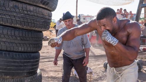 最燃的拳击励志电影,要么努力要么回家,热血沸腾!
