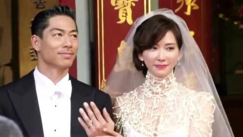 林志玲与老公时隔8年再合作,看到两人拥抱秀恩爱:嫁给爱情的模样