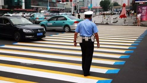 泰国推出一斑马线,效果太逼真,谁还敢闯红灯