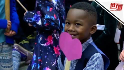 暖哭!5岁男童将被正式领养 邀请全班同学到法庭见证这一刻