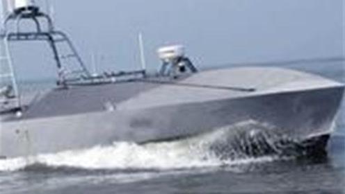 我国研发无人快艇,速度破世界纪录,就算给图纸别国也造不出