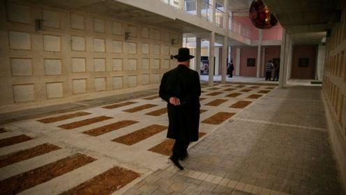 """深达50米、网络覆盖、恒温恒湿,以色列这座""""地下宫殿""""竟是墓地"""