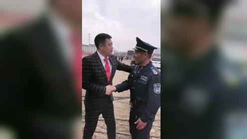和真保安的针锋相对,宋晓峰太拼了!