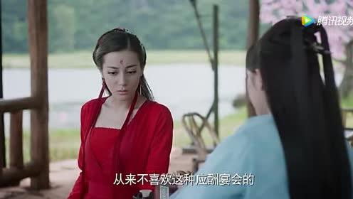 东海水君竟如此好命能请得动白浅?!