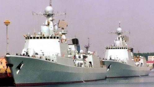 从052C到055,下一代驱逐舰呈现大规模化?排水量或将超20000吨