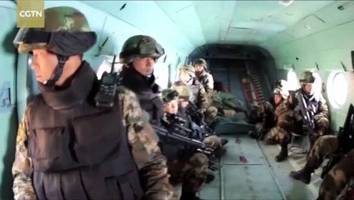新疆暴恐幕后黑手