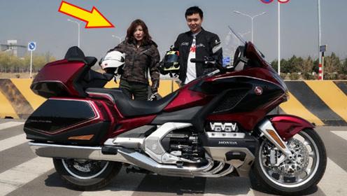 """摩托车里的劳斯莱斯,售价80万的6缸摩托,骑上去""""起飞了"""""""