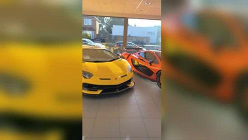 价值几百万到几千万的跑车,你最喜欢哪一辆车!