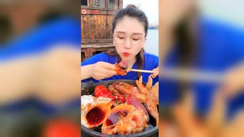 放弃城市的工作和生活,回到家乡!只为能吃到海鲜美食!