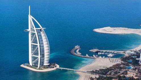 世界酒店最高就5星 迪拜帆船酒店凭什么号称唯一7星级?