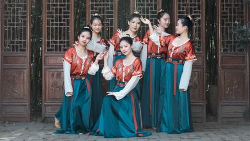 中国舞/舞相思之情,尽离别之愁!