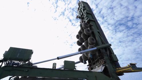 太硬核了!俄军开放战略导弹指挥中心 最机密导弹随便看