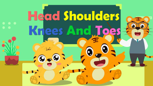 28 Head Shoulders Knees And Toes