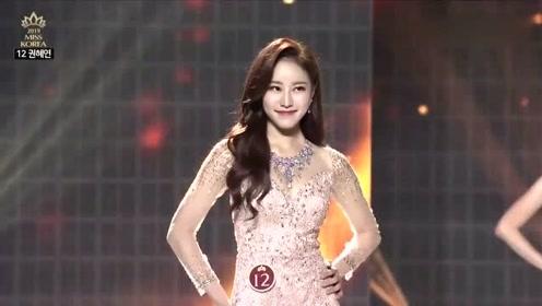 韩国绝美女神亮相,优雅高贵的气质,有几个人不心动!