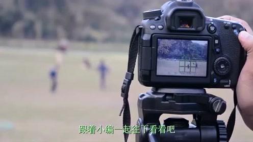 在相机上安装火箭爆竹,点燃会发生什么?真是不可思议