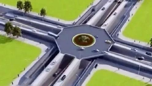 中国大叔发明新型立交桥,交通效率提高10倍,获国家专利认可