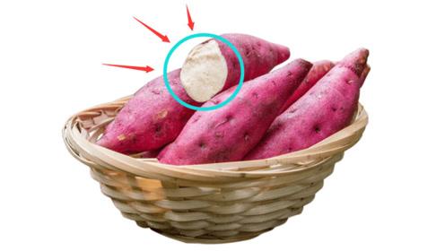 """吃""""红薯""""虽好但要注意""""2个禁忌"""",很多人不清楚,早知早受益"""