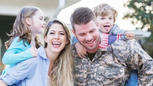 最新调查显示:近一半美军家庭将俄罗斯当盟友