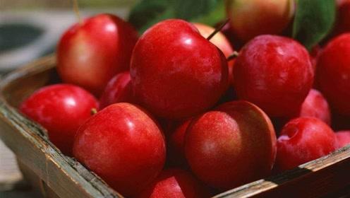 """苹果加""""它"""",每天吃一口,稳定血糖,糖尿病也慢慢远离你"""