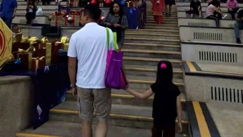女儿奴再次上线 汪小菲感叹女儿长的太快了