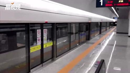 穗深城际铁路正式开通!连接三城,一小时从广州抵达深圳机场