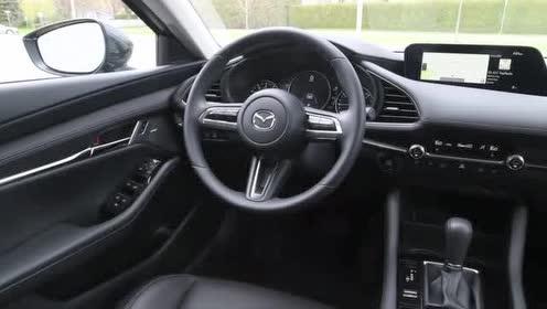 内饰功能细节分析,2019款 Mazda3 GT