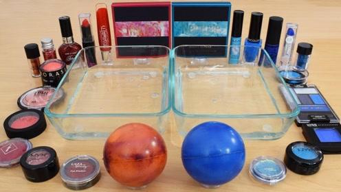 火星与海王星系列化妆品混泥,无硼砂,你喜欢哪一个