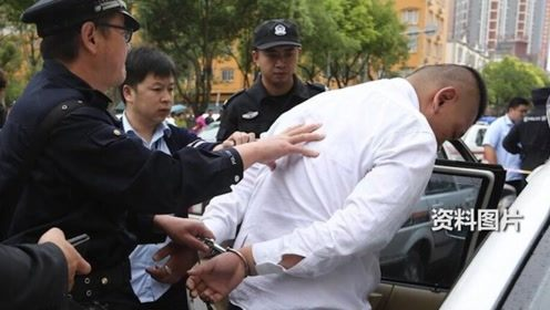 猖狂!香港通缉犯乘车欲嚣张入境澳门 内地警方果断识破当场逮捕