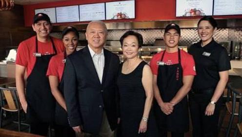 """他在全球开了2000家""""中餐馆"""",年入上百亿,却号称永不进入国内"""