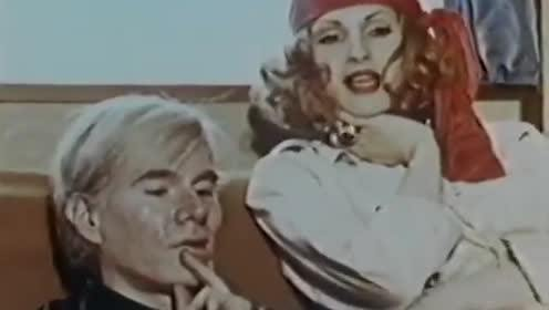 Andy Warhol & Candy Darling Interview