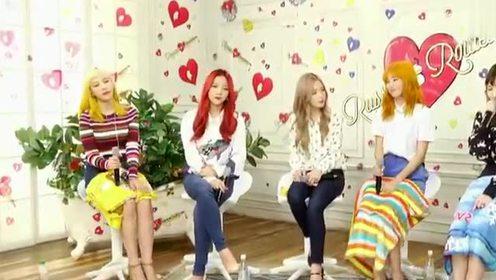 Red Velvet强势回归现场版!新曲你听了么