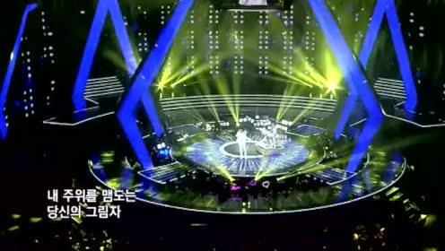 玖月奇迹在韩国演唱会上大放异彩 引得台下观众惊叫连连.