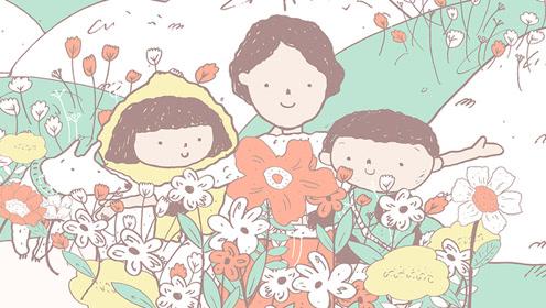 圈圈宝贝的音乐绘本《妈咪》献礼母亲节,致敬伟大母爱