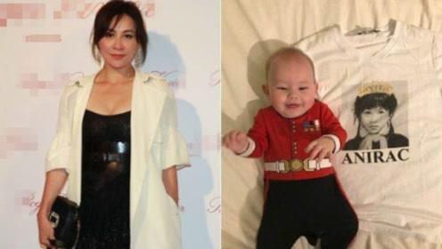 """被疑怀孕两个月 刘嘉玲甜晒""""宝宝照"""""""