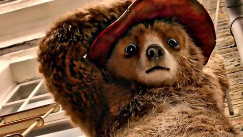 《帕丁顿熊2》中文预告 帕丁顿熊再遇惊险挑战