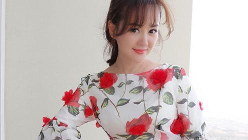 她20岁出道颜值不输赵丽颖,如今37岁成这样!