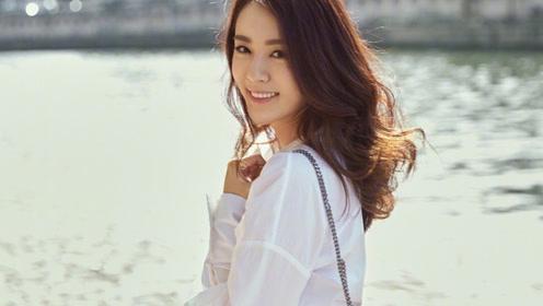 她是陈赫江疏影同班同学 还是杨紫的姐姐29岁才曝红
