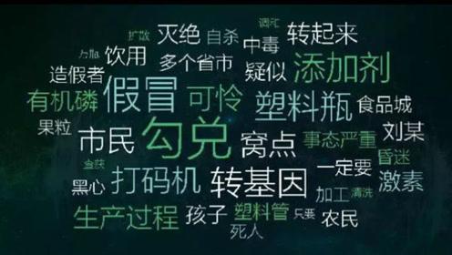 """2017年度谣言盘点,""""塑料紫菜""""、""""MH370调查""""上榜"""