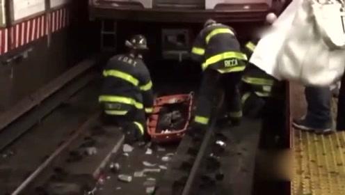 女大学生昏厥落轨 整个人被卡车底险惨死